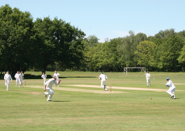 Cricket Club july 06