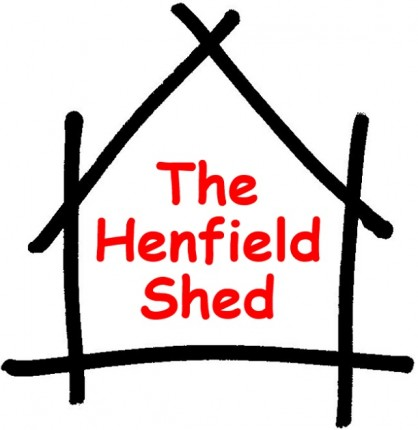 Henfield Shed logo red final
